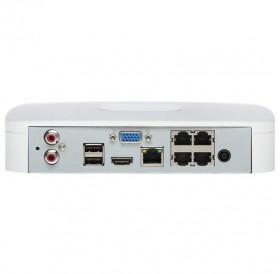 PoE Мрежов видеорекордер 4ch NVR1B04-4P