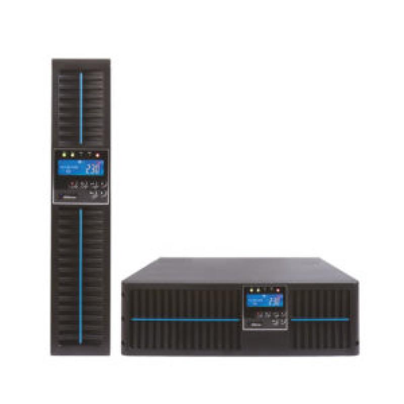 "UPS 1000VA/900W, Convertible RACK/Tower 19"", Ares SP1000RT plus"