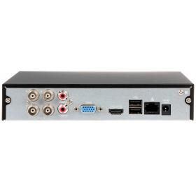 4ch DVR H265 Видеорекордер Penta-brid XVR1B04