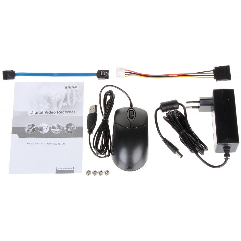 8ch DVR H265 Видеорекордер Penta-brid XVR1B08
