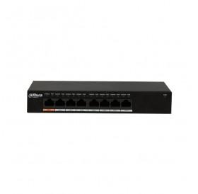 Суич Gigabit Ethernet PoE 8 портов PFS3008-8GT-96