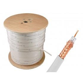 Коаксиален кабел ролка 500м RG6U6 HD