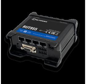 Компактен индустирален redundant 4G/3G/2G/WiFi рутер RUT955