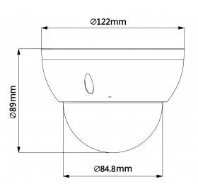 IP PTZ камера 4 MPixel SD22404T-GN