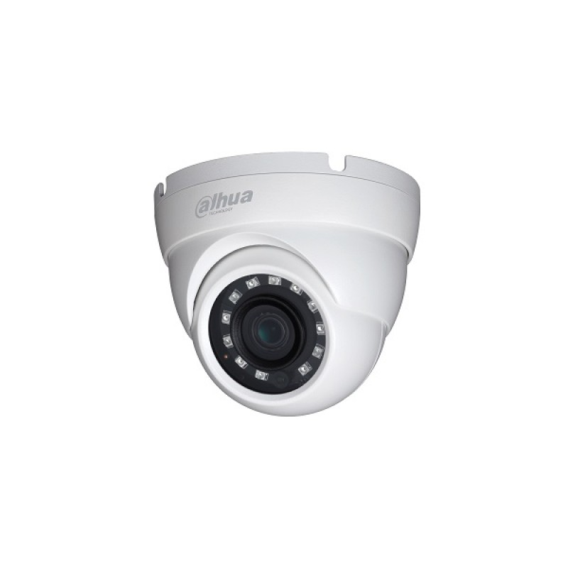 Камера dome HDCVI, 2MP, HAC-HDW1200M-0360B-S4