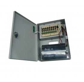 8 канален захранващ блок MPS-UPS120-8C