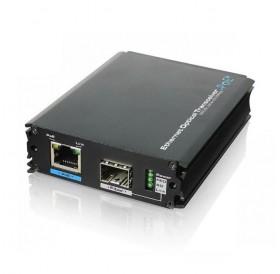 Индустриален gigabit медиа конвертор UOF7201GE